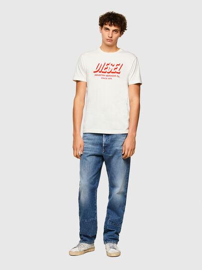 Diesel - T-DIEGOS-A5, Weiß - T-Shirts - Image 4