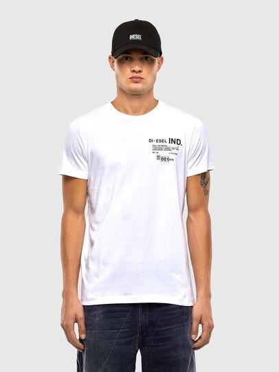 Diesel - T-DIEGOS-N21, Weiß - T-Shirts - Image 1