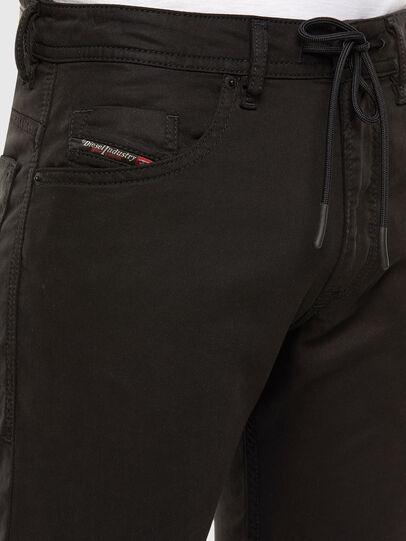 Diesel - Thommer JoggJeans® 069NC, Schwarz/Dunkelgrau - Jeans - Image 4