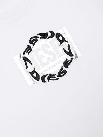 Diesel - TSILYRSUC, Weiß - T-Shirts und Tops - Image 3
