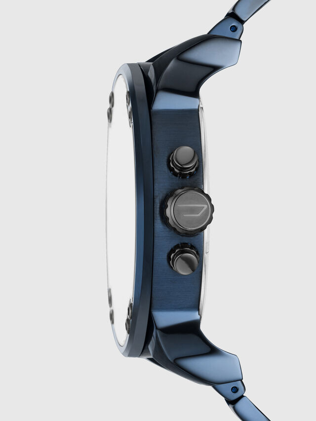 Diesel - DZ7414, Blau/Schwarz - Uhren - Image 2