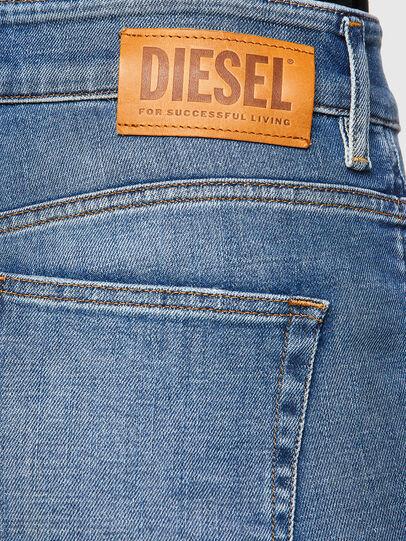 Diesel - D-Earlie 009HG, Hellblau - Jeans - Image 4