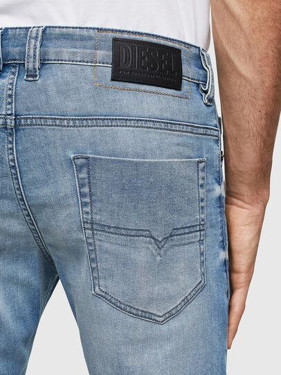Diesel - Safado 069MN, Hellblau - Jeans - Image 4
