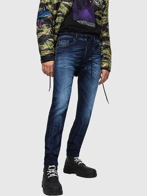 Thommer JoggJeans 069IE, Dunkelblau - Jeans