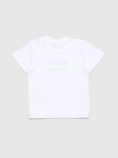 Diesel - TJUSTDIXB, Weiß - T-Shirts und Tops - Image 2