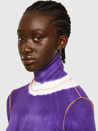 Diesel - T-LAPIS, Violett - T-Shirts - Image 3