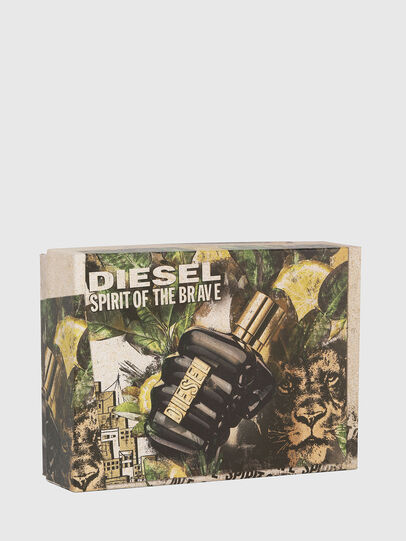 Diesel - SPIRIT OF THE BRAVE 75 ML GIFT SET, Schwarz - Only The Brave - Image 2