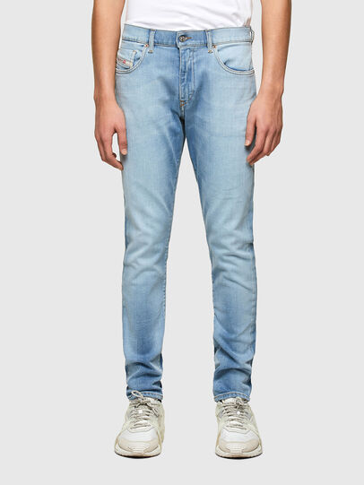 Diesel - D-Strukt 009NF, Hellblau - Jeans - Image 1