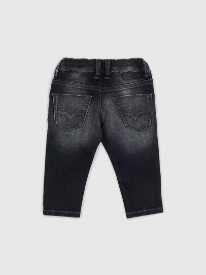 Diesel - KROOLEY-JOGGJEANS-B-N, Schwarz - Jeans - Image 2