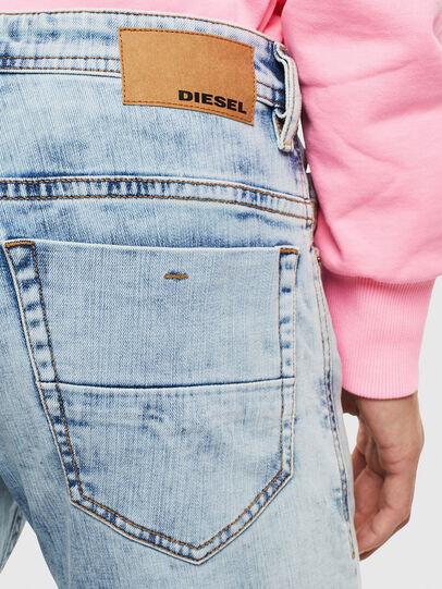 Diesel - Thommer 0096C, Hellblau - Jeans - Image 5