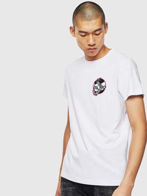 T-DIEGO-J10, Weiß - T-Shirts