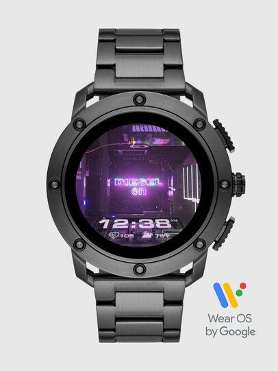 Diesel - DT2017, Dunkelgrau - Smartwatches - Image 1