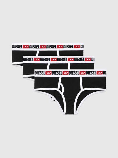 Diesel - UFPN-OXY-THREEPACK, Schwarz - Panties - Image 4