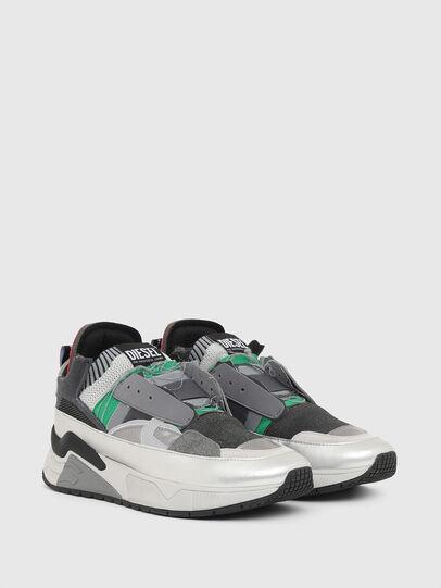 Diesel - S-BRENTHA DEC, Grau - Sneakers - Image 2