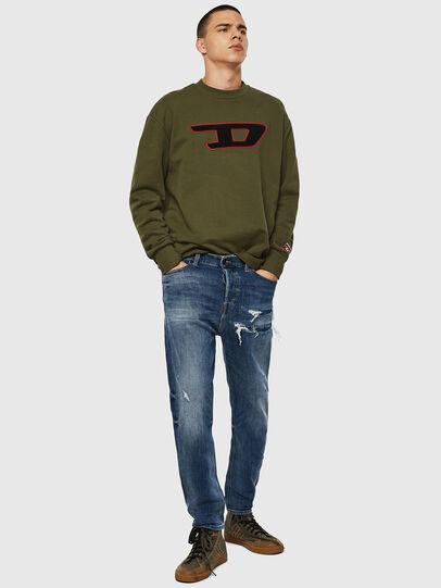 Diesel - D-Vider 0890X, Mittelblau - Jeans - Image 5