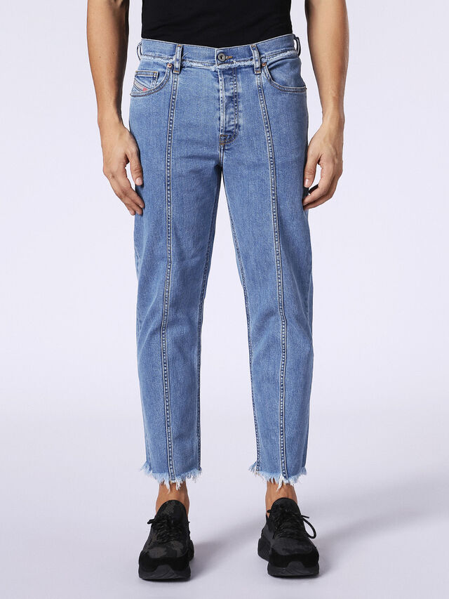 DAGH-SP 084TD, Jeansblau