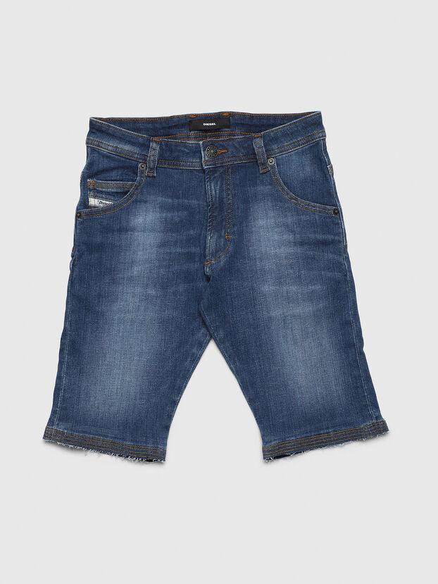 PROOLI-N, Mittelblau - Kurze Hosen