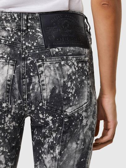 Diesel - D-Joy 009SW, Hellgrau - Jeans - Image 4