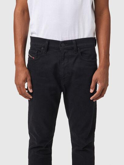 Diesel - D-Amny JoggJeans® Z9A29, Schwarz/Dunkelgrau - Jeans - Image 3