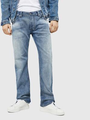Larkee CN026, Hellblau - Jeans