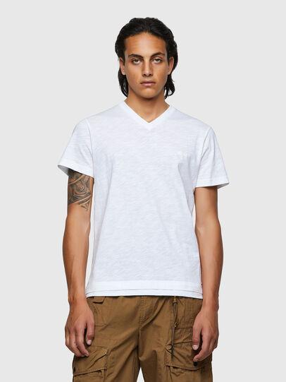 Diesel - T-NORRIE, Weiß - T-Shirts - Image 1