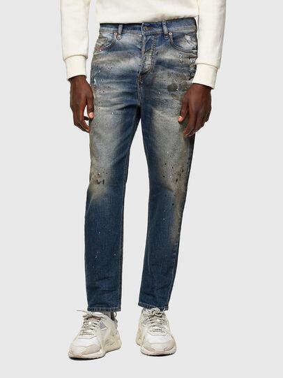 Diesel - D-Vider 009NH, Mittelblau - Jeans - Image 1