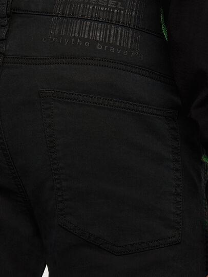 Diesel - D-Reeft JoggJeans 009HD, Schwarz/Dunkelgrau - Jeans - Image 5