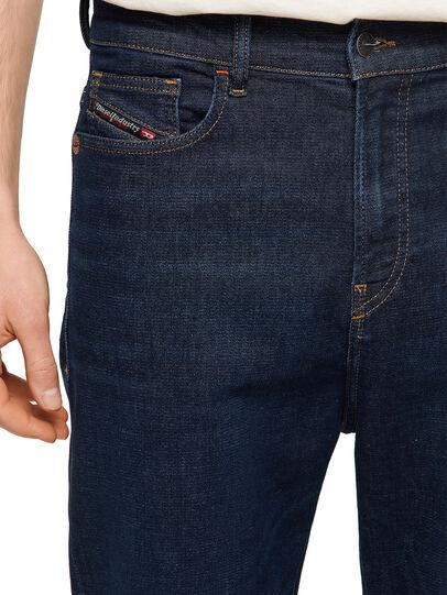 Diesel - D-VIDER JoggJeans® Z69VI, Dunkelblau - Jeans - Image 3