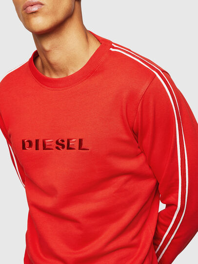 Diesel - UMLT-WILLY,  - Sweatshirts - Image 4