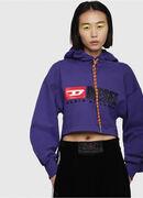 F-DINIE-A, Violett - Sweatshirts
