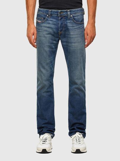 Diesel - Safado 009EI, Mittelblau - Jeans - Image 1