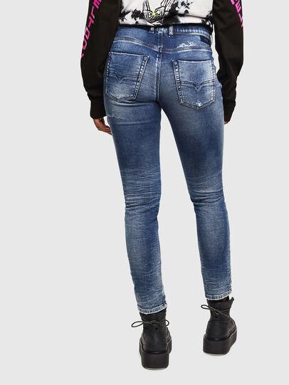 Diesel - Krailey JoggJeans 0096M, Dunkelblau - Jeans - Image 2