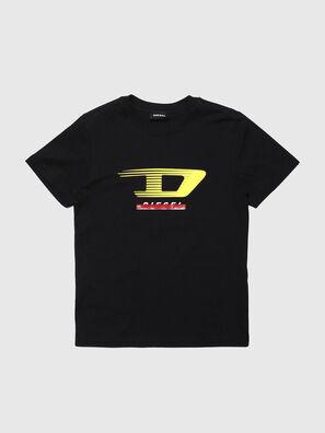 TJUSTY4, Schwarz - T-Shirts und Tops