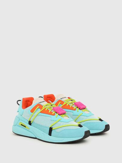 Diesel - S-SERENDIPITY LACE, Azurblau - Sneakers - Image 2