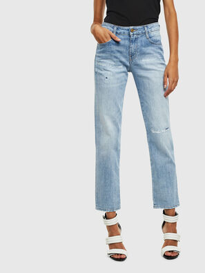 D-Rifty 0095V, Hellblau - Jeans