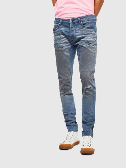 Diesel - Tepphar 009BN, Mittelblau - Jeans - Image 1
