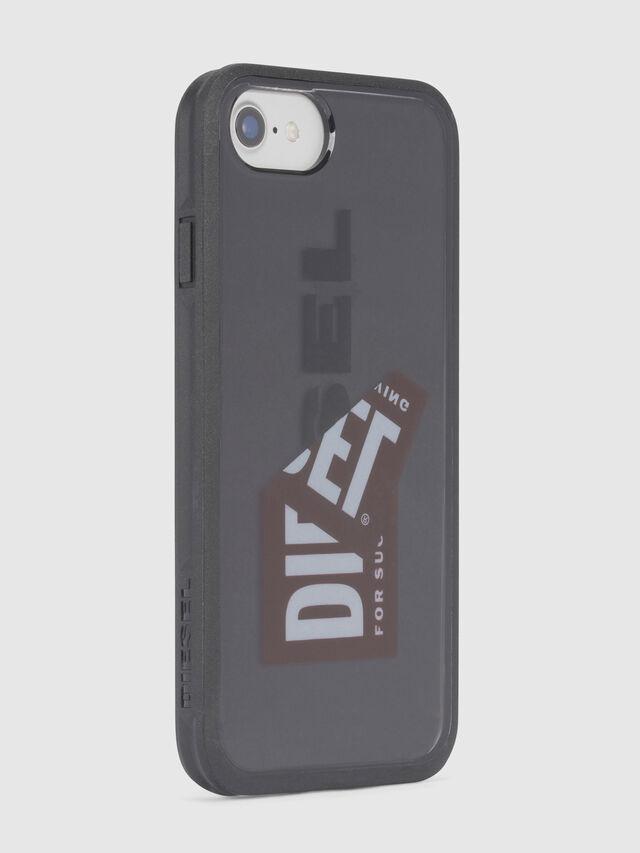 Diesel STICKER IPHONE 8/7/6S/6 CASE, Schwarz - Schutzhüllen - Image 3