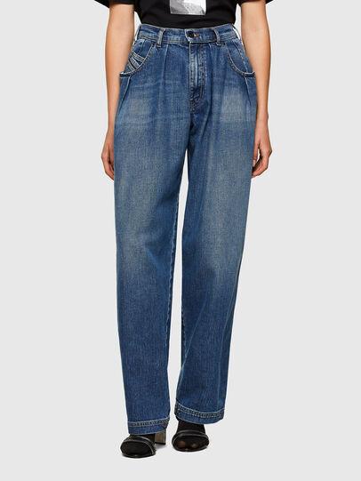 Diesel - TYPE-1008, Mittelblau - Jeans - Image 1