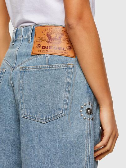 Diesel - D-Concias 009RQ, Hellblau - Jeans - Image 4