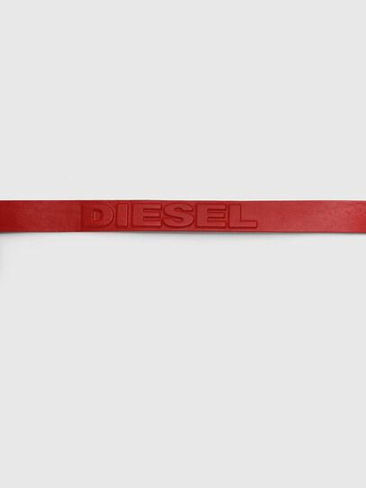 Diesel - B-RING, Feuerrot - Gürtel - Image 4