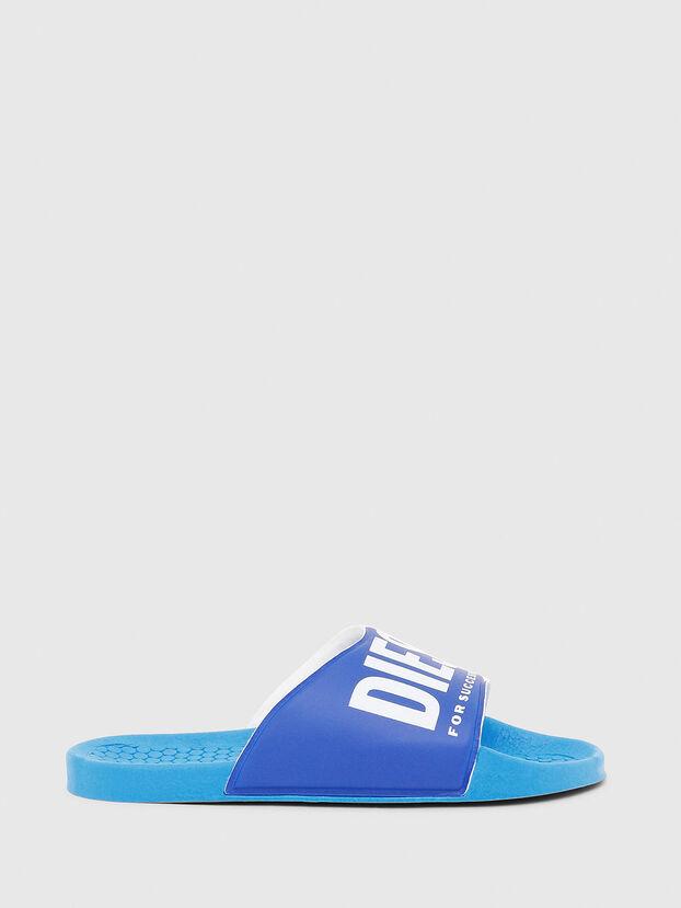 FF 01 SLIPPER CH, Blau - Schuhe