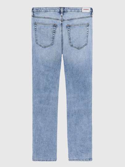 Diesel - Babhila A84PR, Hellblau - Jeans - Image 2