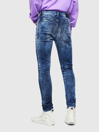 Diesel - D-Amny 0096Q, Mittelblau - Jeans - Image 2
