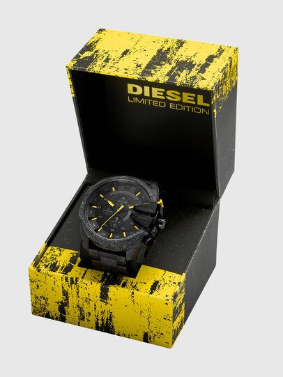 Diesel - DZ4539, Schwarz/Gelb - Uhren - Image 4