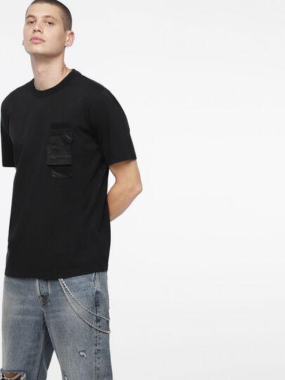 Diesel - T-WALLET,  - T-Shirts - Image 1