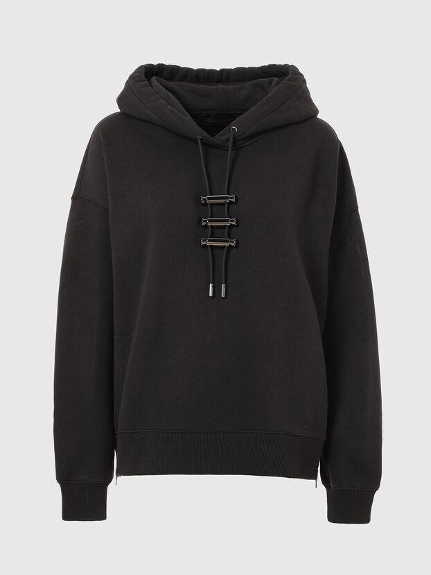 F-RENTOL, Schwarz - Sweatshirts