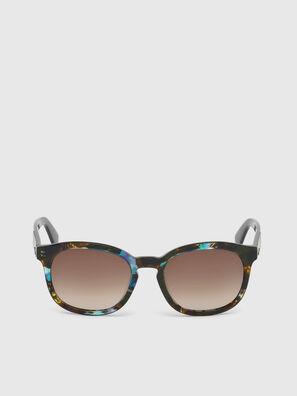DM0190, Blau/Schwarz - Sonnenbrille