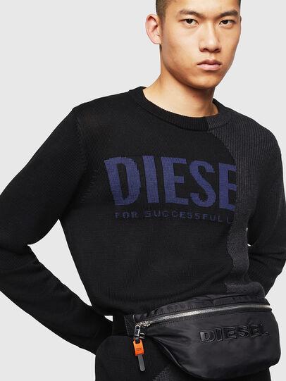 Diesel - FELTRE, Schwarz - Gürteltaschen - Image 6