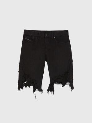 D-KRASY, Schwarz - Kurze Hosen