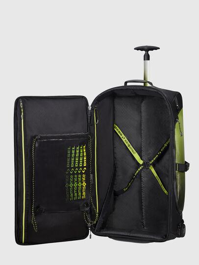 Diesel - KA2*69010 - PARADIVE, Schwarz/Gelb - Reisetaschen mit Rollen - Image 4